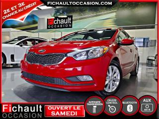 Used 2016 Kia Forte LX+ for sale in Châteauguay, QC
