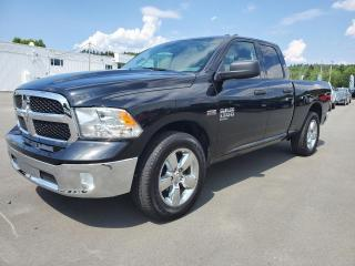 Used 2019 RAM 1500 SLT/TRADESMAN QUAD, V8 5,7L, 4X4 BTE 6.4 for sale in Vallée-Jonction, QC