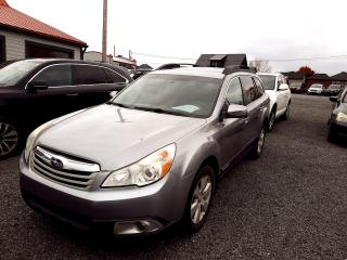Used 2010 Subaru Outback 5dr Wgn 2.5i Sport for sale in Beauport, QC