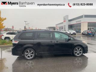 Used 2017 Toyota Sienna SE FWD 8-Passenger  - Leather Seats - $209 B/W for sale in Ottawa, ON