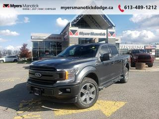 Used 2019 Ford F-150 XLT   -  Android Auto - 5.0L- 20