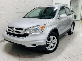Used 2010 Honda CR-V 4 RM 5 portes EX for sale in Chicoutimi, QC