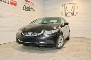 Used 2015 Honda Civic LX 4 PORTES for sale in Blainville, QC