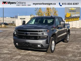 New 2021 Chevrolet Silverado 1500 RST  - Heated Seats for sale in Orleans, ON
