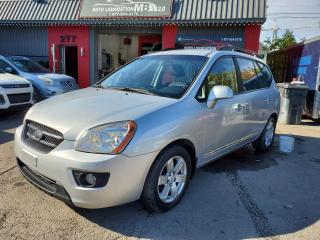 Used 2009 Kia Rondo 2009 KIA RONDO EX**FINANCEMENT 100% APPR for sale in Lemoyne, QC