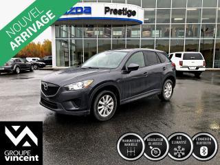 Used 2014 Mazda CX-5 GX ** GARANTIE 10 ANS ** Le plaisir de conduire commence d'abord avec Mazda! for sale in Shawinigan, QC
