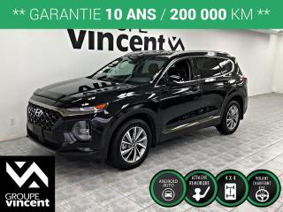 Used 2019 Hyundai Santa Fe PREFERRED AWD ** GARANTIE 10 ANS ** Véhicule surprenant, en superbe état! for sale in Shawinigan, QC