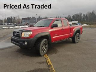 New 2006 Toyota Tacoma ACCESS CAB 6A for sale in Gander, NL