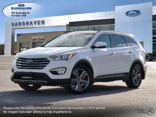 Used 2015 Hyundai Santa Fe XL Limited for sale in Ottawa, ON