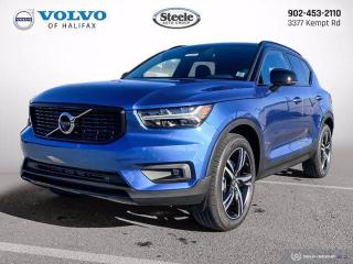 New 2021 Volvo XC40 R-Design for sale in Halifax, NS