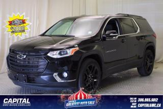 Used 2020 Chevrolet Traverse LT True North AWD*LEATHER*SUNROOF*NAV* for sale in Regina, SK