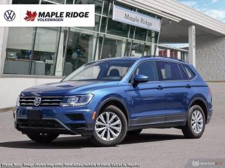 New 2020 Volkswagen Tiguan Trendline for sale in Maple Ridge, BC