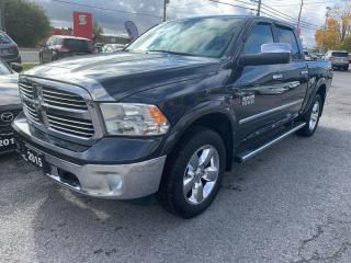 Used 2015 RAM 1500 SLT  SWB for sale in Peterborough, ON