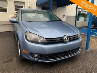 Used 2010 Volkswagen Golf Man. Highline 2,5L + Cuir + Toit for sale in Québec, QC
