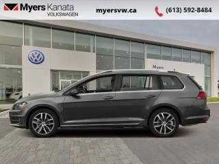 Used 2017 Volkswagen Golf Sportwagen Trendline  - Heated Seats for sale in Kanata, ON