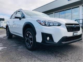 Used 2019 Subaru XV Crosstrek Touring CVT for sale in Lévis, QC