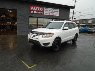 Used 2010 Hyundai Santa Fe GL ** 4 CYLINDRES ** for sale in St-Hubert, QC