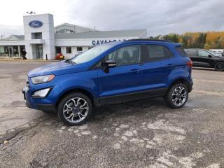 New 2020 Ford EcoSport SES for sale in Bracebridge, ON