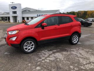 New 2020 Ford EcoSport SE for sale in Bracebridge, ON