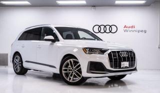 New 2021 Audi Q7 Technik for sale in Winnipeg, MB