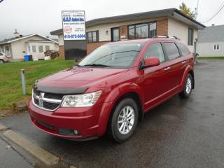 Used 2010 Dodge Journey Awd ,7 places for sale in Ancienne Lorette, QC
