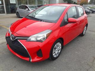 Used 2015 Toyota Yaris TRES BAS MILLAGE for sale in Longueuil, QC