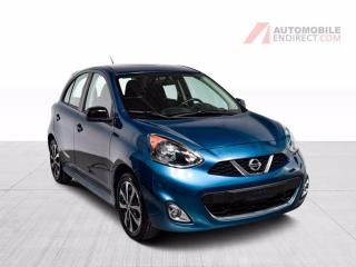 Used 2015 Nissan Micra SR MANUEL AIR CLIMATISE MAGS for sale in Île-Perrot, QC