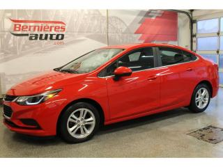 Used 2016 Chevrolet Cruze LT for sale in Lévis, QC