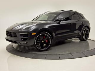 Used 2018 Porsche Macan GTS AWD CUIR ROUGE TOIT PANORAMIQUE for sale in Brossard, QC