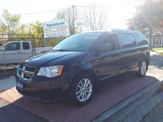 Used 2014 Dodge Grand Caravan SXT for sale in Whitby, ON