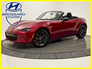 Used 2017 Mazda Miata MX-5 AUTOMATIQUE MAGS BLUETOOTH CRUISE for sale in Brossard, QC