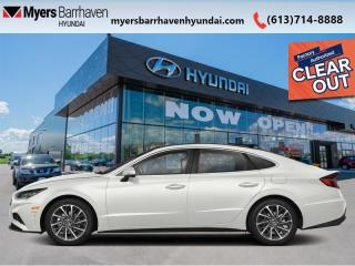 New 2021 Hyundai Sonata 1.6T Ultimate  - Driver Assist for sale in Nepean, ON