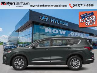 New 2020 Hyundai Santa Fe 2.0T Luxury AWD  - Sunroof - $257 B/W for sale in Nepean, ON