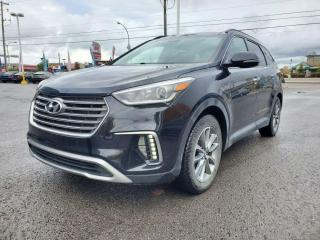 Used 2017 Hyundai Santa Fe XL AWD Luxury, WOW! 7 passagers!!! 1 poprio! À voir! for sale in Gatineau, QC