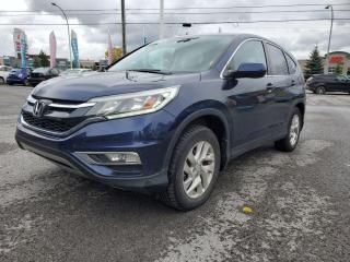 Used 2015 Honda CR-V AWD EX-L, cuir, toit ouvrant, caméra! WOW for sale in Gatineau, QC
