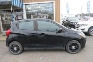 Used 2018 Chevrolet Spark LT à hayon 4 portes CVT avec 1LT for sale in Prevost, QC