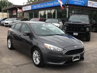 Used 2016 Ford Focus SE for sale in Kingston, ON