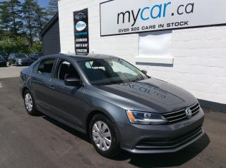 Used 2016 Volkswagen Jetta 1.4 TSI Trendline POWERGROUP!! for sale in North Bay, ON
