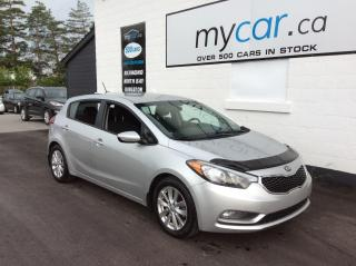 Used 2015 Kia Forte 2.0L LX+ HEATED SEATS, ALLOYS, POWERGROUP!! for sale in North Bay, ON