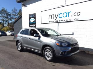 Used 2019 Mitsubishi RVR HEATED SEATS, BACKUP CAM, ALLOYS, BLUETOOTH!! for sale in North Bay, ON