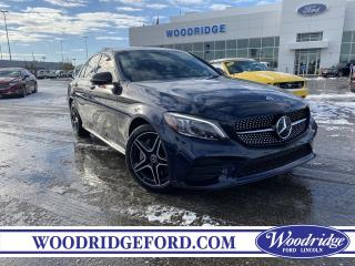 Used 2019 Mercedes-Benz C-Class for sale in Calgary, AB