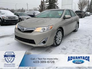 Used 2014 Toyota Camry XLE for sale in Calgary, AB
