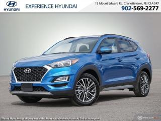 New 2021 Hyundai Tucson Luxury for sale in Charlottetown, PE