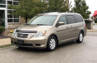 Used 2010 Honda Odyssey EX-L for sale in Brampton, ON