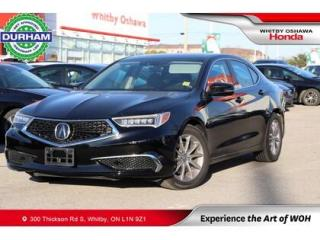 Used 2018 Acura TLX w/Technology Package for sale in Whitby, ON