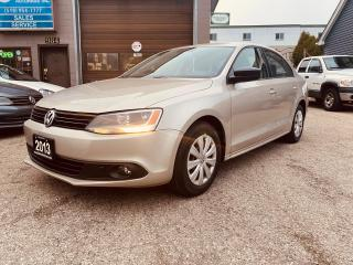 Used 2013 Volkswagen Jetta Sedan Trendline+ for sale in Kitchener, ON