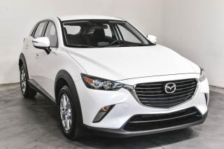 Used 2017 Mazda CX-3 GS A/C MAGS CAMERA DE RECUL for sale in St-Hubert, QC