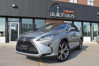 Used 2017 Lexus RX 350 Executive/HUD/Panorama/BSM/LDW/ACC for sale in Concord, ON