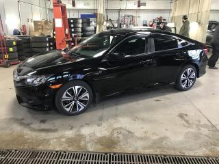 Used 2018 Honda Civic EX-T CVT for sale in Gatineau, QC