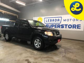 Used 2013 Nissan Frontier SV V6 King Cab 4WD * Phone connect * Reverse camera with park assist * Sprayed bed liner * Alloy rims * Rear sliding window * for sale in Cambridge, ON